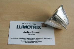 50mm LED Reflector for Bridgelux Vero 13